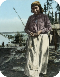 archive-innu-woman