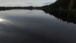 churchill-river-reflects