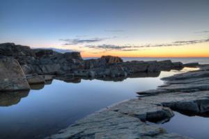 newfoundland-and-labrador-sunset-sea-side